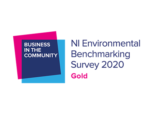 Gold status for Environmental Leadership achieved